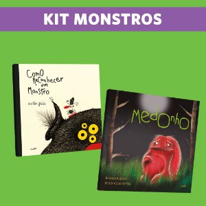 Kit Monstros