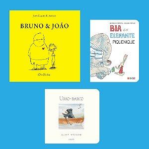 Livros que festejam a amizade