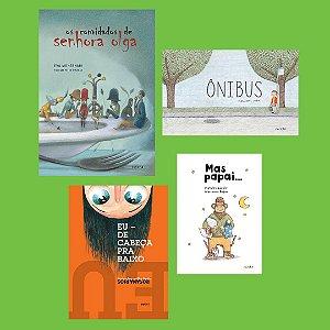 Livros para ler em família
