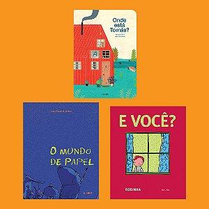 Livros que ajudam os pais a enxergar as crianças a partir do mundo delas