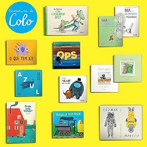 Kit Literatura de colo