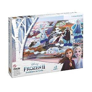 Jogo Aventura no gelo - Frozen 2