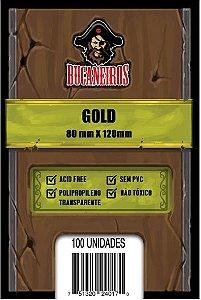 Sleeve Gold (80 X 120) - Bucaneiros