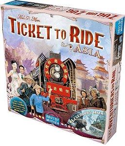 Ticket to Ride Asia (Expansão)