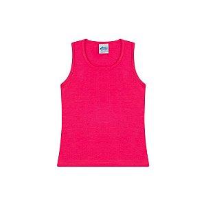 Regata em cotton cor pink