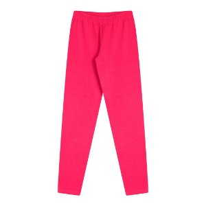 Legging em molecotton cor pink