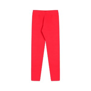 Legging em molecotton cor vermelho