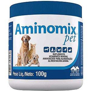 Complexo Vitamínico Aminomix Pet  100g