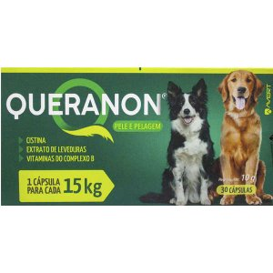 Suplemento Alimentar Avert Queranon para Cães - 15 Kg