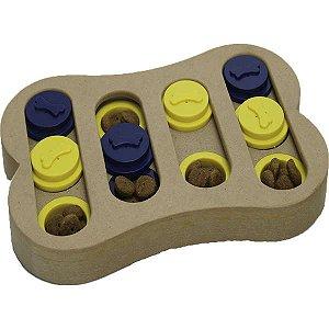 Brinquedo Chalesco Jogo Interativo Labirinto