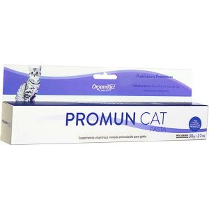Suplemento Organnact Promun Cat Pasta - 27 mL