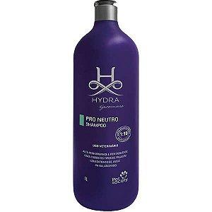 Shampoo Pet Society Cães Gatos Hydra Groomers Pro Neutro 1l