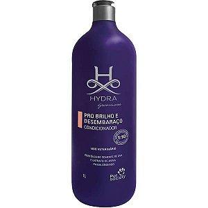 Hydra Groomers Pro Condicionador Brilho E Desembaraço 1l