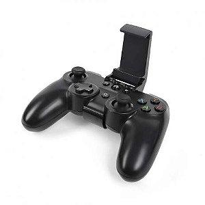 Gamepad Warrior Takeo, Bluetooth, para Android e PC, Preto - JS088