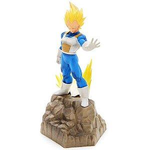 Vegeta - Action figure Dragon Ball Z Absolute Perfection Banpresto