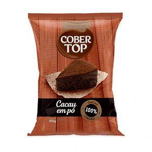 CACAU EM PÓ 100% SABOR CHOCOLATE COBER TOP