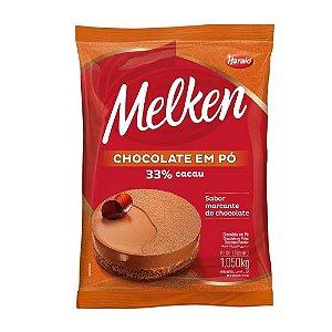 CHOCOLATE EM PÓ 33% CACAU MELKEN HARALD