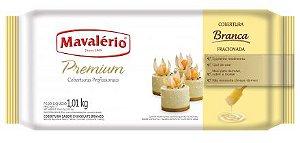 COBERTURA PREMIUM SABOR CHOCOLATE BRANCO 1,01KG MAVALÉRIO