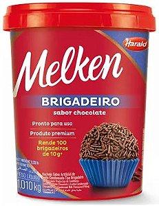 BRIGADEIRO SABOR CHOCOLATE MELKEN 1,010KG HARALD