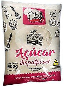 ACUCAR IMPALPAVEL 500G ICEBERG