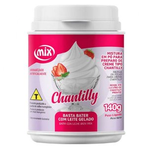 CHANTILLY PO P/PREPARO 140G MIX