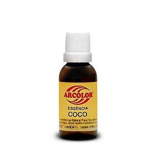 ESSÊNCIA COCO 30ML ARCOLOR
