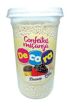 CONF.MICANGA BRANCO 260G COPO CACAUFOODS