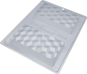 FORMA TABLETE 3D CÓD.: 9891 BWB