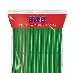 TUBO DE PET Nº 28 VERDE CÓD.289 BWB