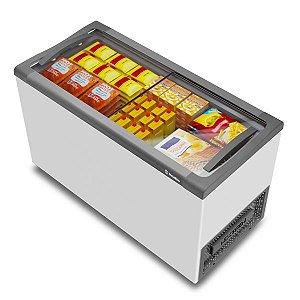 Freezer Para Sorvete e Congelados NF 40 Supra 388 Litros Metalfrio
