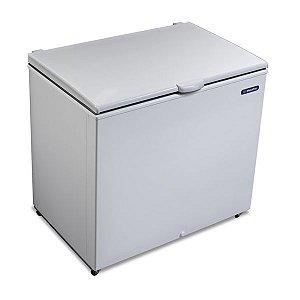 Freezer e Refrigerador Horizontal Dupla Ação Metalfrio DA302 1 Tampa 293 litros