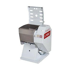 Amassadeira Semi Rápida MONOF 1CV Bivolt automático am 5 kg Branco 220V am05