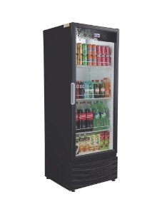 Expositor vertical visa cooler com led 410 lts rf 004