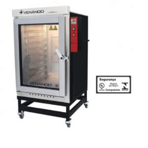 Forno turbo digitop venancio a gas 10 Esteiras