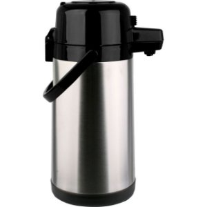 Garrafa Térmica Aço Inox Pressão Termopro 1900 ml
