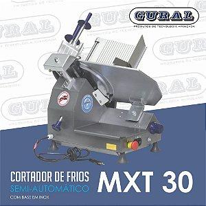Cortador de Frios Semi Automático 300mm NR12 Gural mxt 30