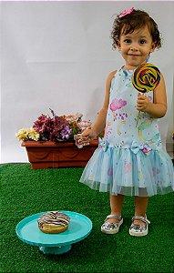 Vestido Infantil Heloisa Pump