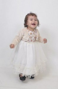Vestido Infantil Rafaela Pump
