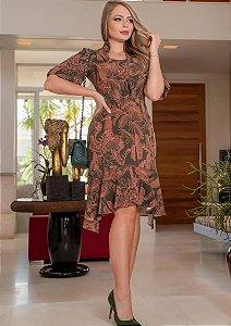 Vestido em Alfaiataria - Kauly