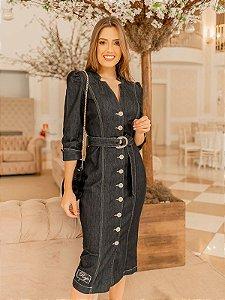 Vestido Jeans Lorena - Raje