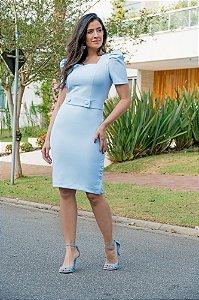 Vestido em Alfaiataria - Luciana Pais