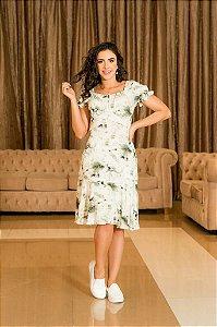 Vestido em Malha Tie-Dye - Luciana Pais