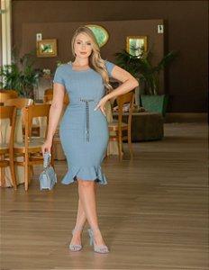 Vestido em Linho - Kauly