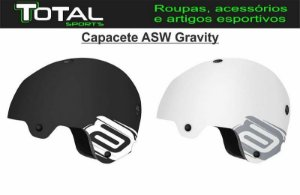 CAPACETE ASW GRAVITY - CICLISMO