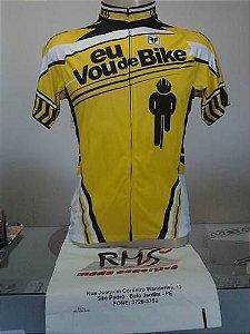 Camisa Free Force - eu Vou de Bike