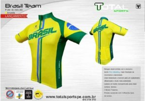 CAMISA FREE FORCE BRASIL TEAM
