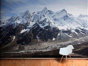 Papel de Parede Fotográfico - Montanhas do Nepal - PA082