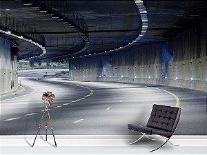 Papel de Parede Fotográfico -Tunel - PA091