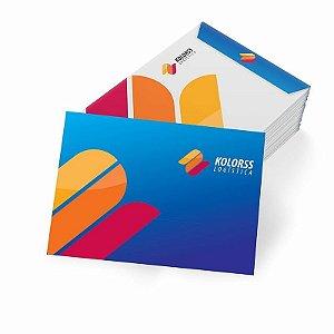 Envelopes Meio Saco - 20x28cm - Off-Set 90gr - 4x0 - Corte e Vinco Padrão