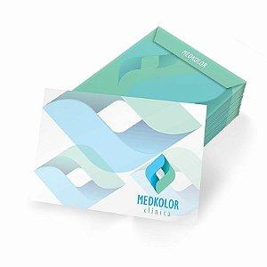 Envelopes Sacos- 26x36cm - Off-Set 90gr - 4x0 - Corte e Vinco Padrão